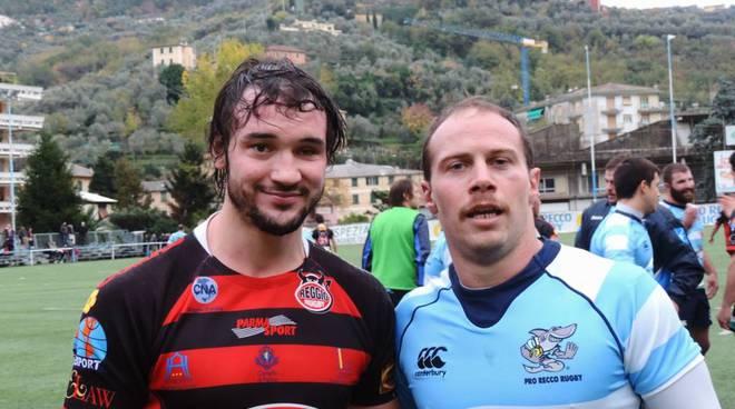 Florian Cazenave del Reggio e Bastien Agniel