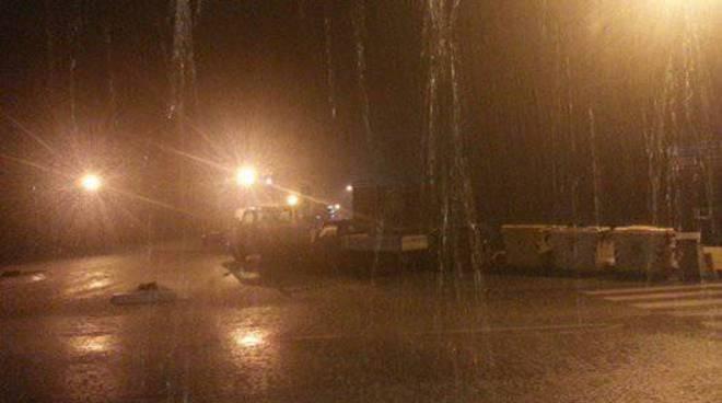 fontanabuona maltempo alluvione