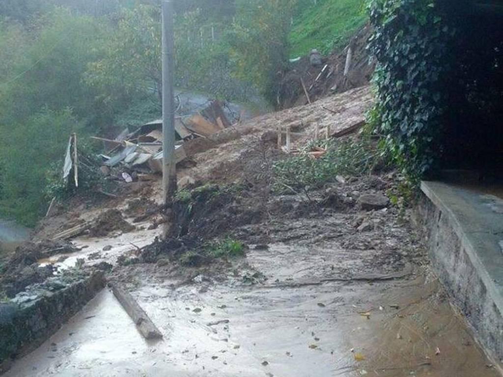 frane alluvione genova