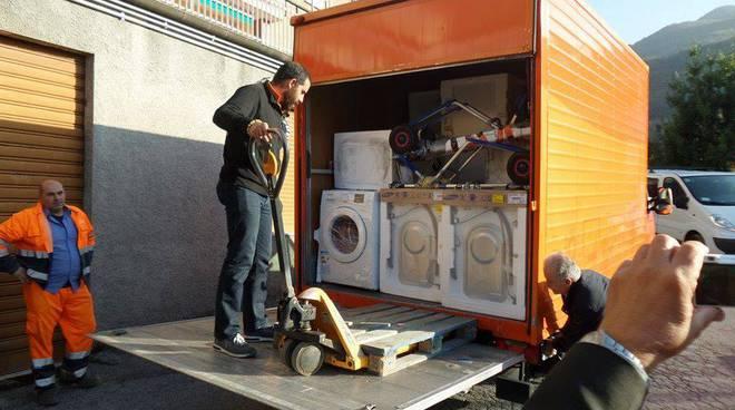 frigo lavatrici