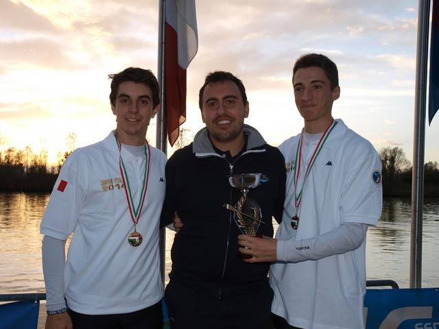 Michele Rebuffo e Stefano Bersani
