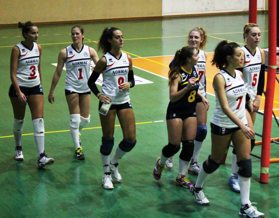 Normac AVB Genova–DKC Volley Galliate