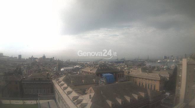 nuvole genova
