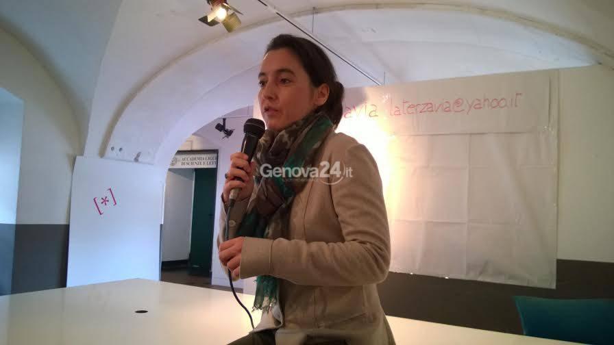 Primarie centrosinistra, Sara di Paolo