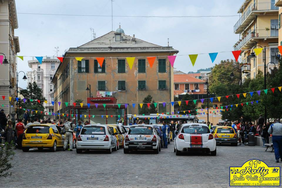 Rally delle Valli Genovesi
