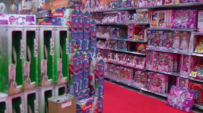 giocattoli di natale per femmine