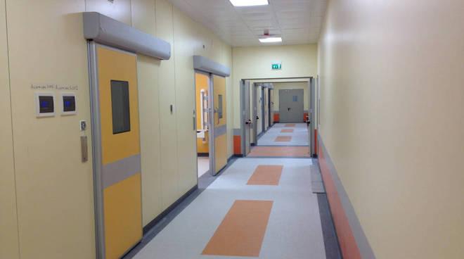 santa corona nuove sale operatorie ospedale
