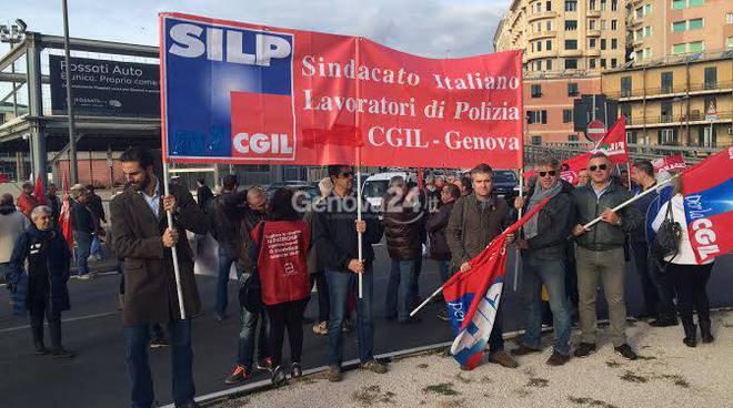 sciopero generale cgil