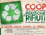 settimana riduzione rifiuti coop