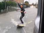 surf in strada a Pontelungo