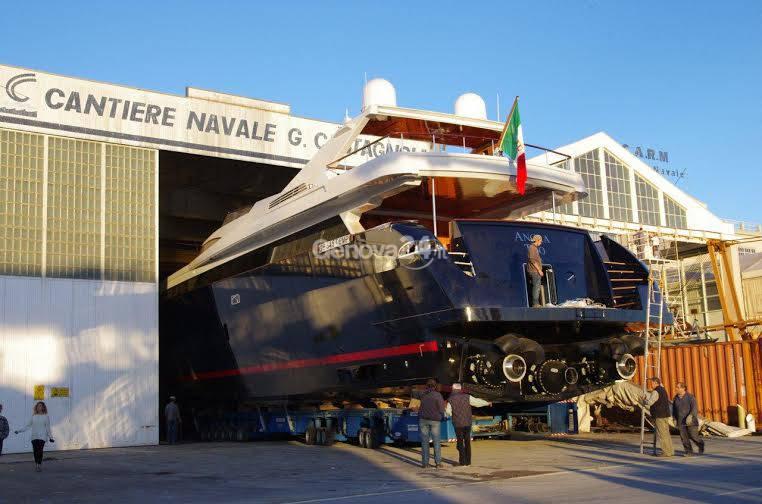 yacht castagnola