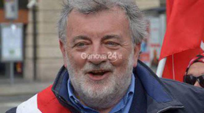 """Agostino """"Ciccio"""" Gianelli, Responsabile Enti locali Prc"""