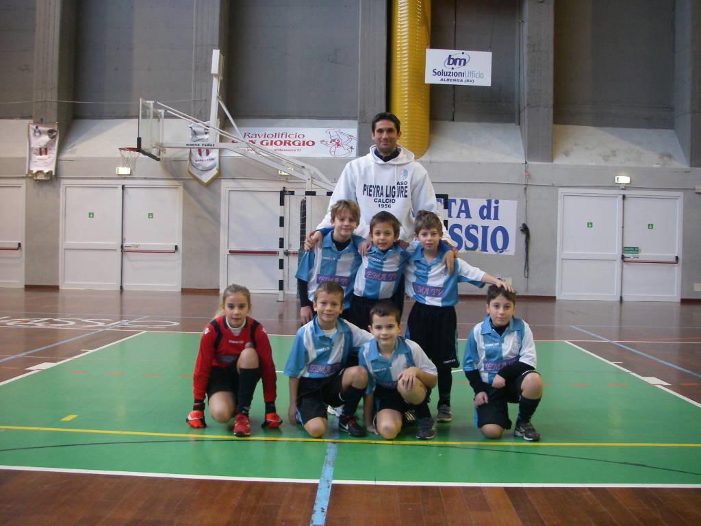 Alassio Winter Cup, Pulcini 2006