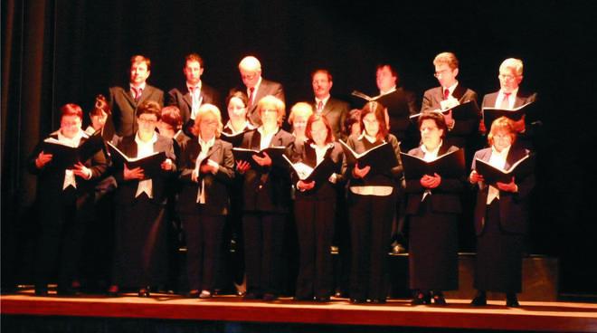 coro concentus Mater Misericordiae