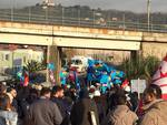 corteo tirreno power