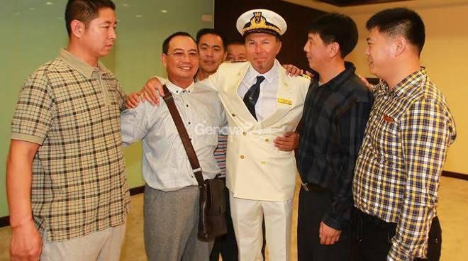 costa crociere pescatori cinesi