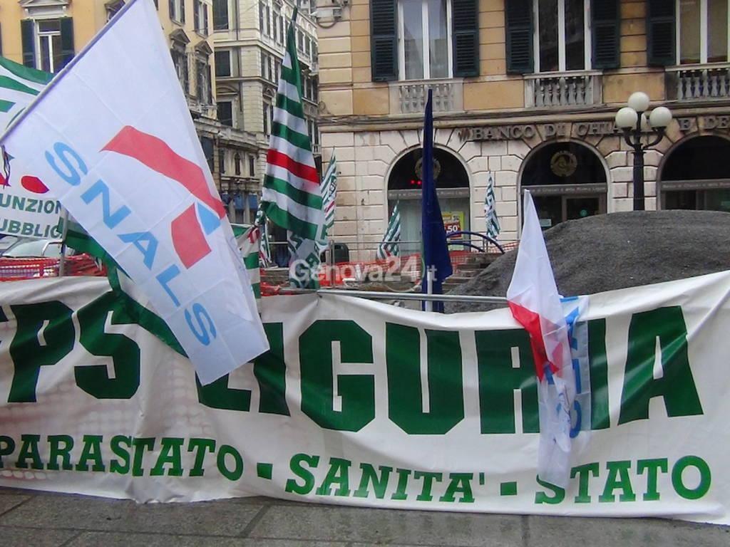 cisl sciopero generale del pubblico impiego