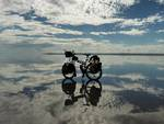 Da Genova a Gerusalemme in bici