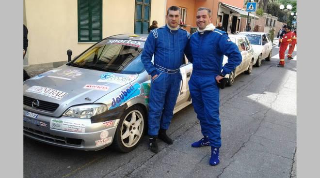 Davide Riva e Alessandro Parodi