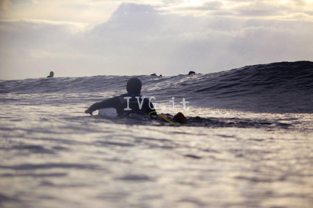 Fabrizio Passetti, il varazzino che surfa grazie ad una protesi speciale