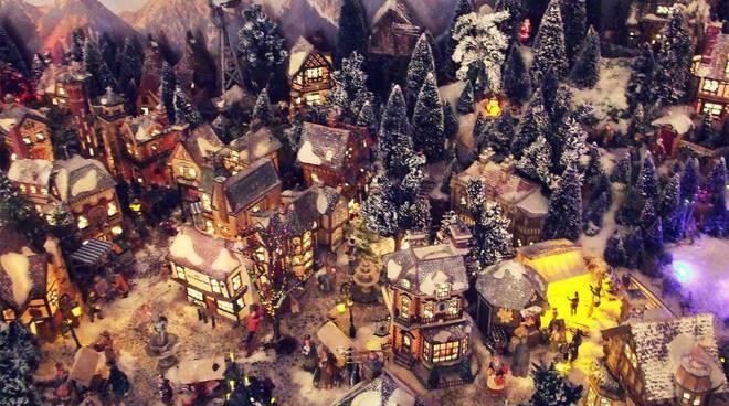 Villaggio Natale.Finale Ligure Arriva Il Villaggio Di Natale Appuntamento