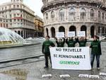 flash mob greenpeace