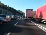Incidente A10, autostrada bloccata