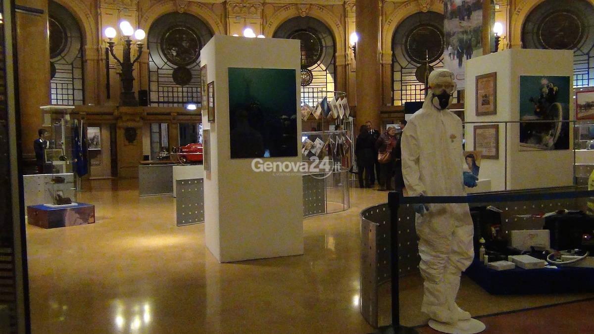 Mostra per il bicentenario dell'arma dei carabinieri