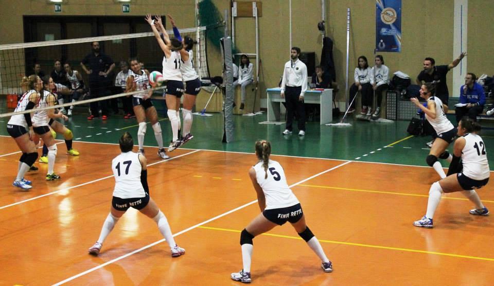 Normac AVB - Albenga Volley