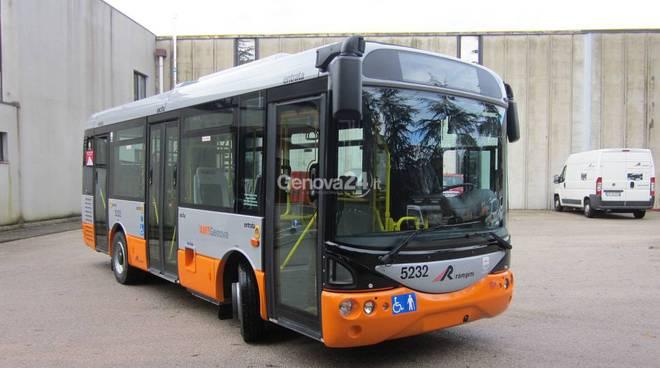 nuovi autobus amt linee collinari