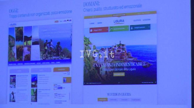 nuovo sito turistico liguria