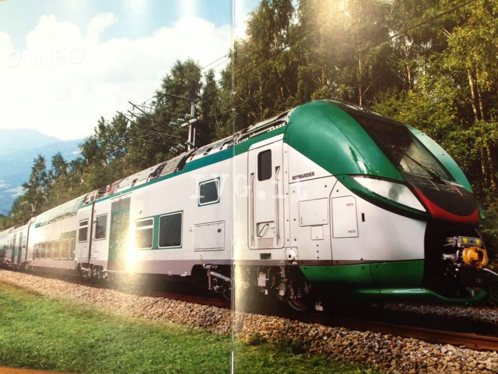 Omneo: il nuovo, rivoluzionario treno