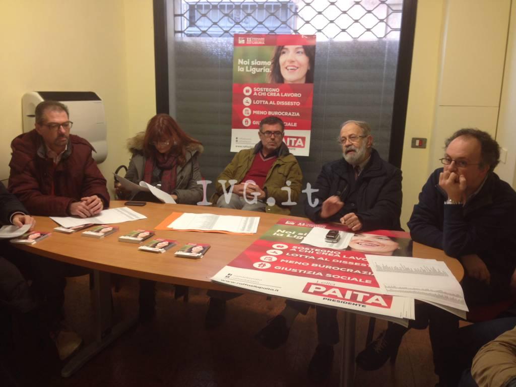 Primarie Pd, presentazione del programma di Raffaella Paita a Savona