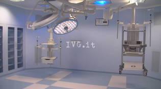 santa corona sala operatoria