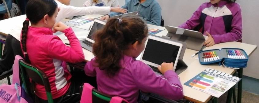 tablet scuola