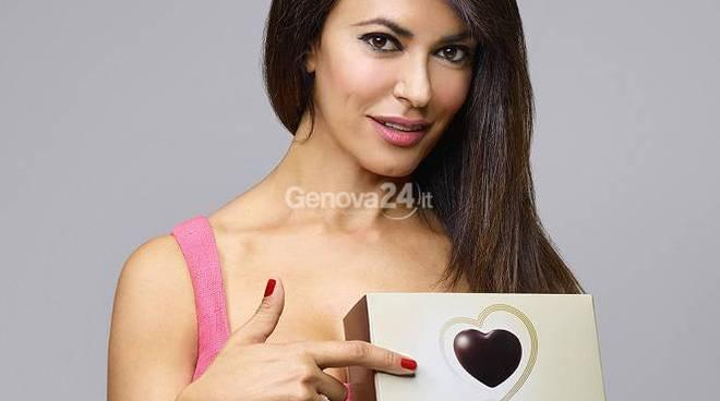 telethon cuore cioccolato maria grazia cucinotta