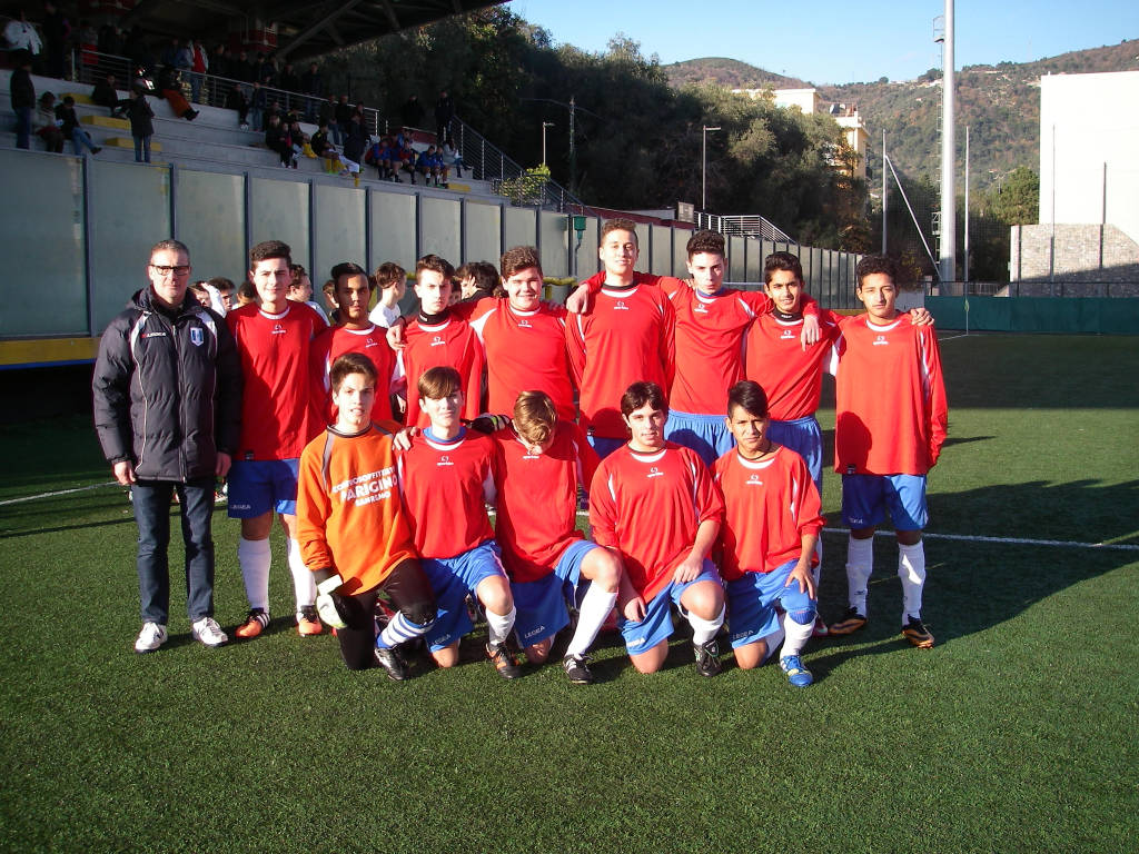 Alassio Winter Cup, Allievi 1998/1999