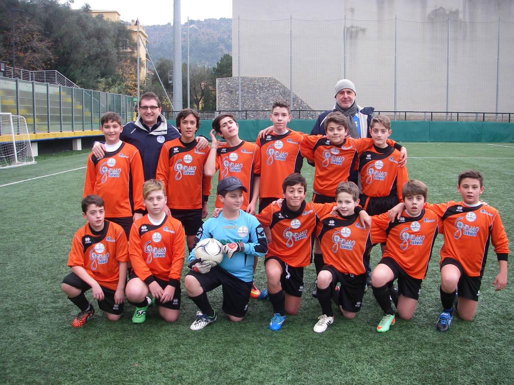 Alassio Winter Cup, Esordienti 2002
