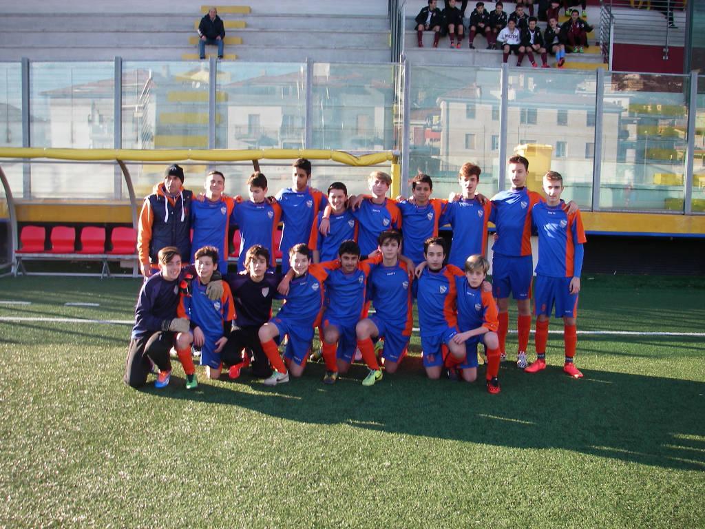 Alassio Winter Cup, Giovanissimi 2000
