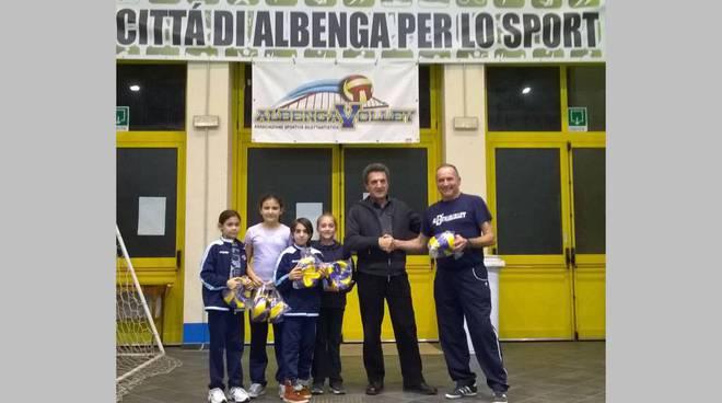 Albenga Volley, Avis