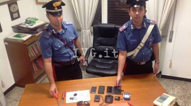 carabinieri cairo