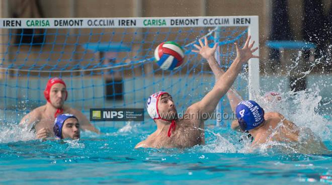 Carisa Savona Vs Como Nuoto