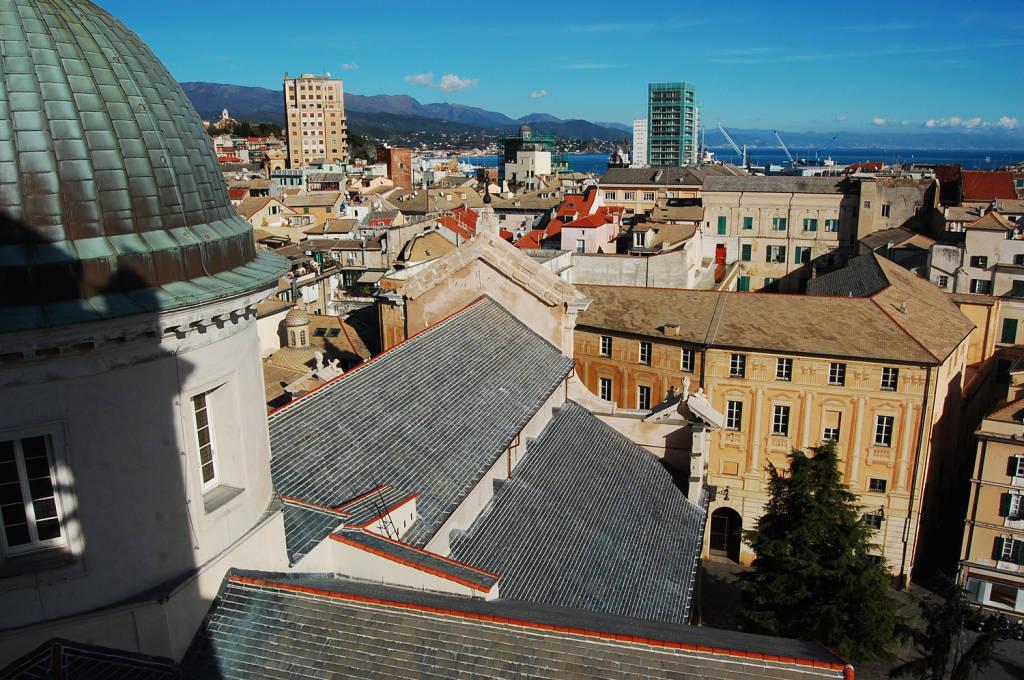 cattedrale savona restauro tetto