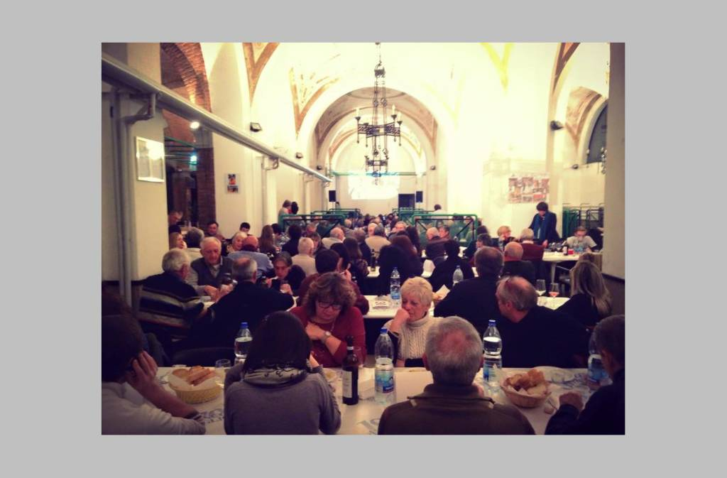 cena, Palazzo Rosso, Cengio