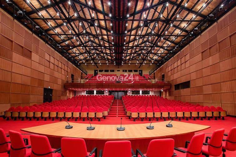 centro congressi genova