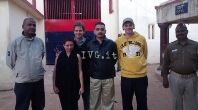 tomaso bruno elisabetta boncompagni carcere india