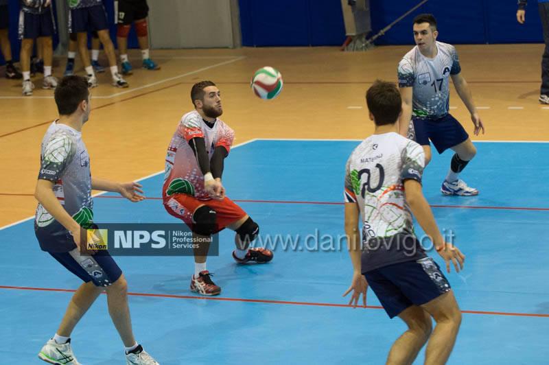 Cus Genova vs ADMO Lavagna