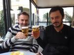 Da pr a pellegrini: Federico Cosentino e Christian Pasquerelli sul cammino di Santiago di Compostela