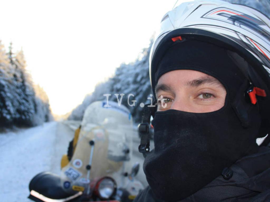 Eurovespa: Simone Sciutteri è arrivato in Svezia