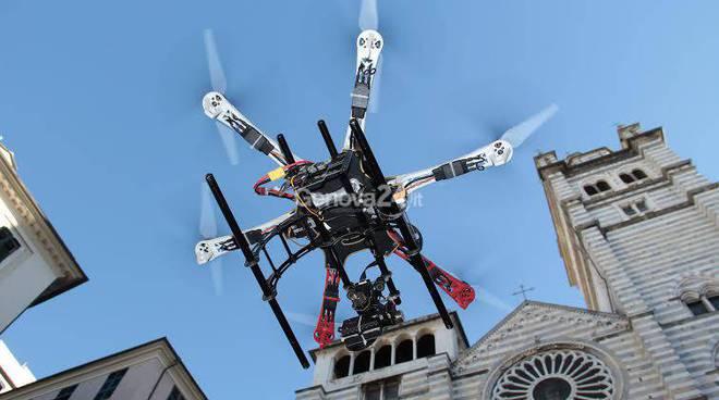 Le foto di Genova vista con il drone